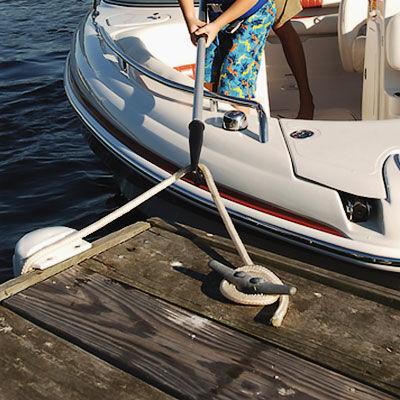 Paddles & Boat Hooks