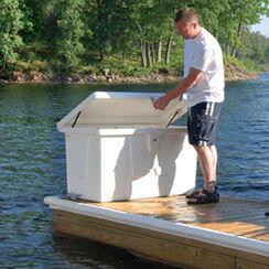 Dock Boxes & Storage