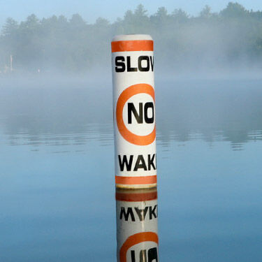 Regulatory Buoys & Signs
