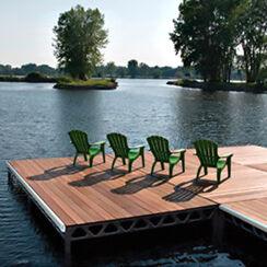 Floating & Stationary Docks