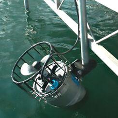 Dock De-Icers