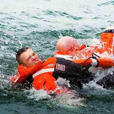 Survival Suits & Life Rafts