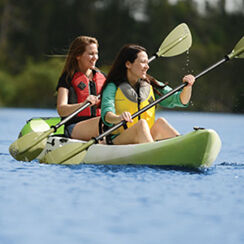 Kayaks, Canoes & Inflatable Boats