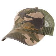 Carhartt Men's Brandt Mesh-Back Cap