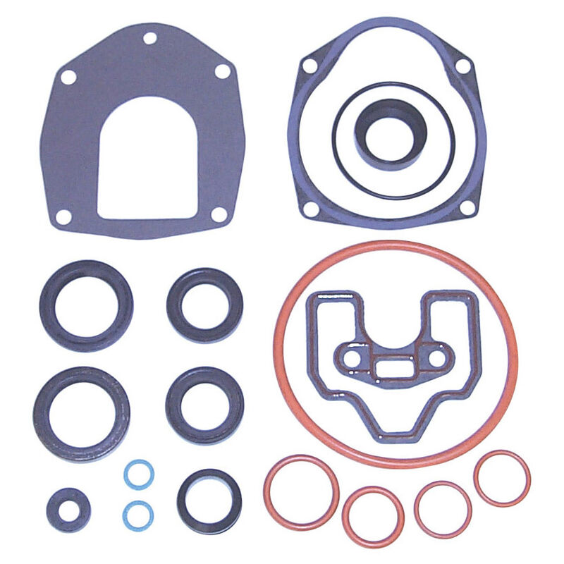 Sierra Lower Unit Seal Kit For Mercury Marine Engine, Sierra Part #18-8382 image number 1