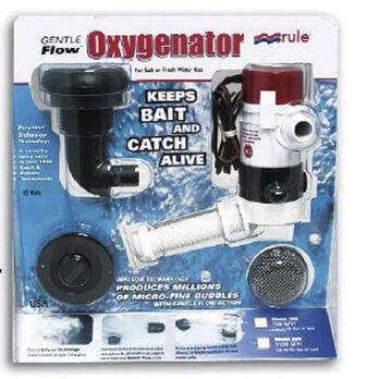 Jabsco Gentle-Flow Oxygenators
