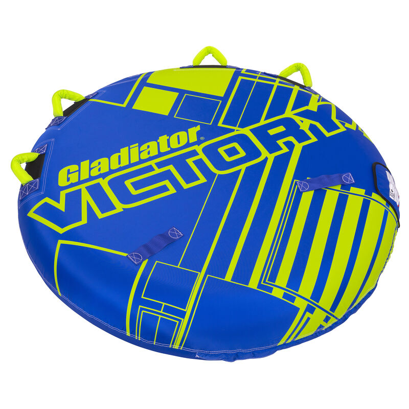 Gladiator Victory 1-Person Towable Tube image number 2
