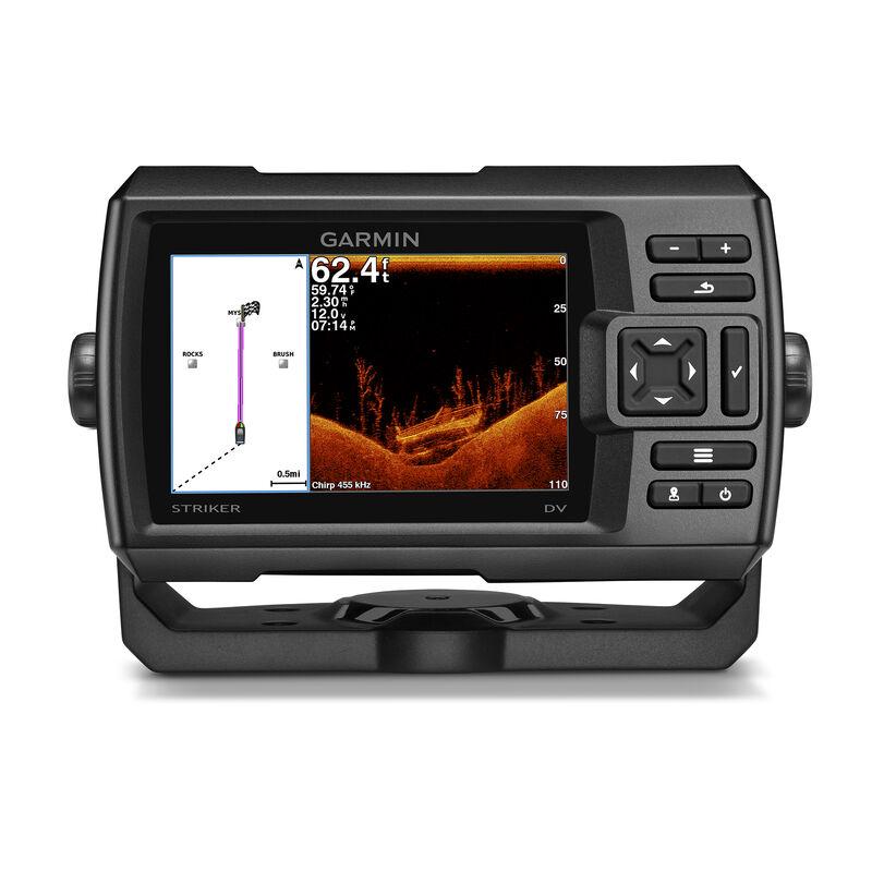 Garmin Striker 5dv CHIRP GPS Fishfinder image number 1