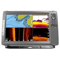Lowrance HOOK2 12 Fishfinder/Chartplotter w/TripleShot Transducer & US Inland