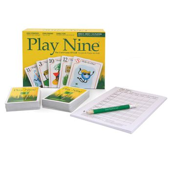 Play Nine Card Game