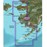 Garmin BlueChart g2 Vision - Bristol Bay to Kotzebue Sound
