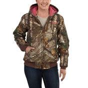 Carhartt Women's Camo Active Jacket