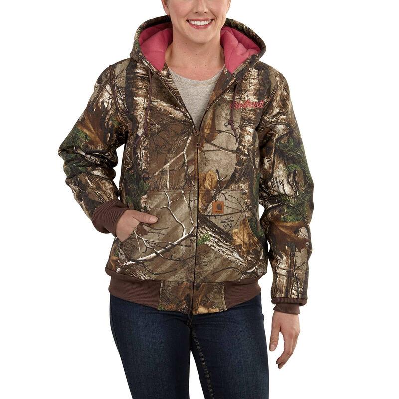 Carhartt Women's Camo Active Jacket image number 1