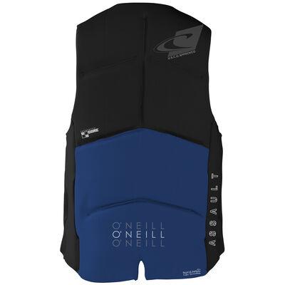 O'Neill Men's Assault Life Jacket, blue - Blue - S
