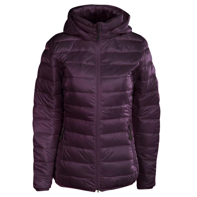 Ultimate Terrain Women's Essential Puffer Jacket image number 8