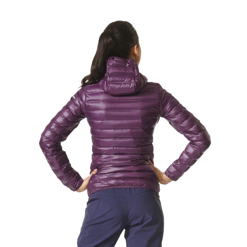 Adidas Women's Terrex Lite Down Hooded Jacket image number 5