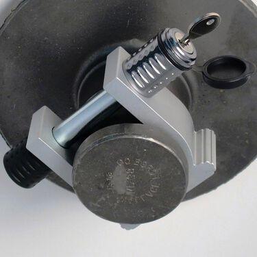 DeadBolt King Pin Lock
