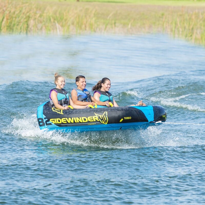 HO Sidewinder 3-Person Towable Tube Package 2019 image number 7