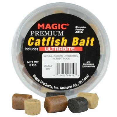 Magic Catfish Bait Tub