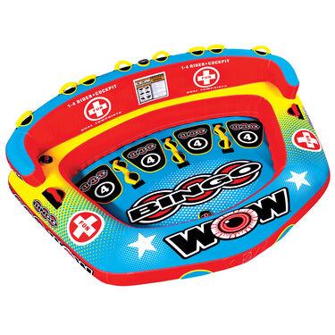 WOW Bingo 4-Person Towable Tube