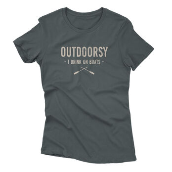 Points North Women's Outdoorsy Short-Sleeve Tee
