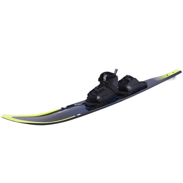 HO Omni Slalom Waterski With Freemax Binding And Rear Toe Plate
