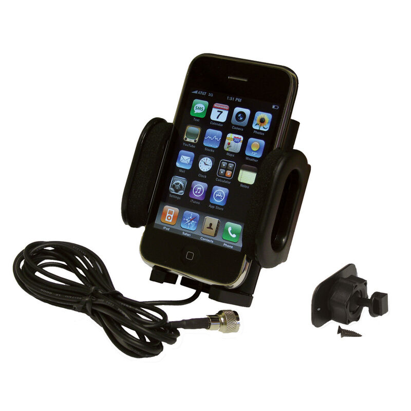 Digital DM547 Universal Cell Phone Cradle With Built-In Antenna image number 1