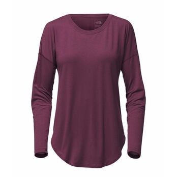 The North Face Women's Workout Long-Sleeve Tee