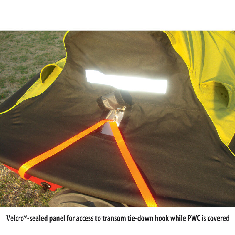 Covermate Pro Contour-Fit PWC Cover for Tiger Shark Monte Carlo thru '97; 900 thru '95 image number 3
