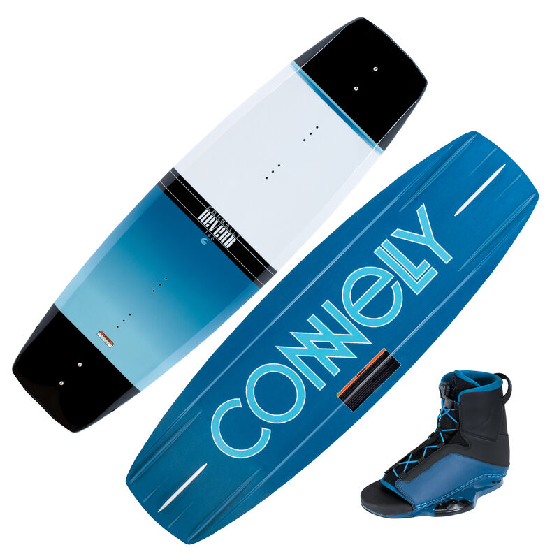 Connelly Reverb Wakeboard With Empire Bindings image number 1