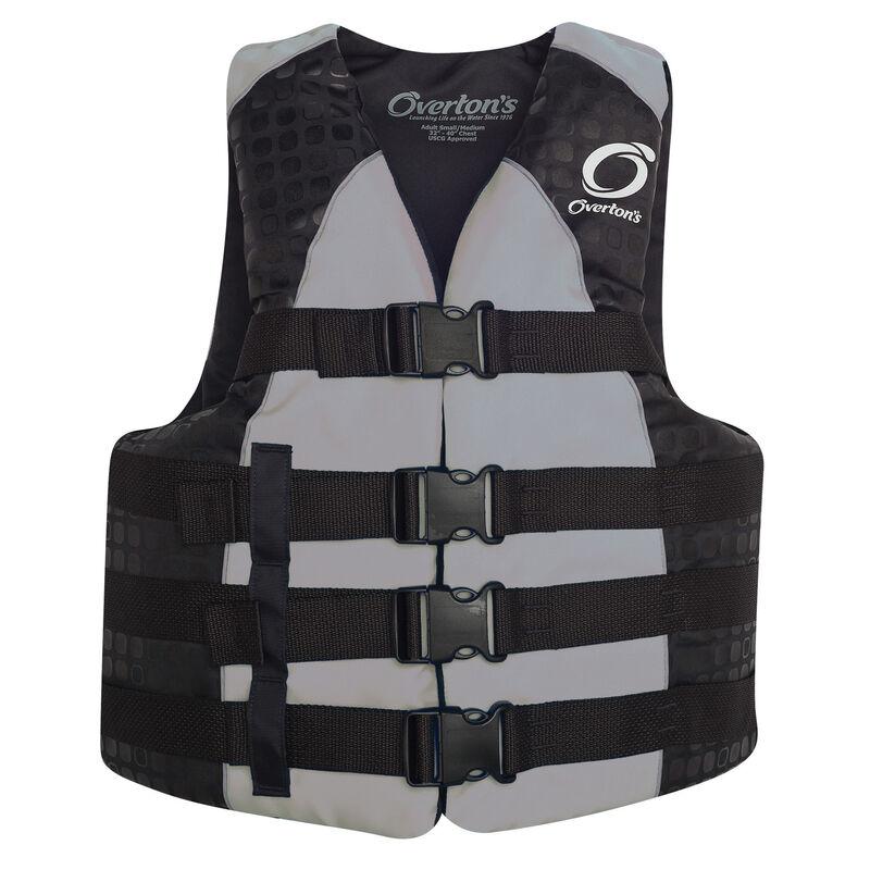 Overton's Men's 4-Buckle Nylon Vest image number 4