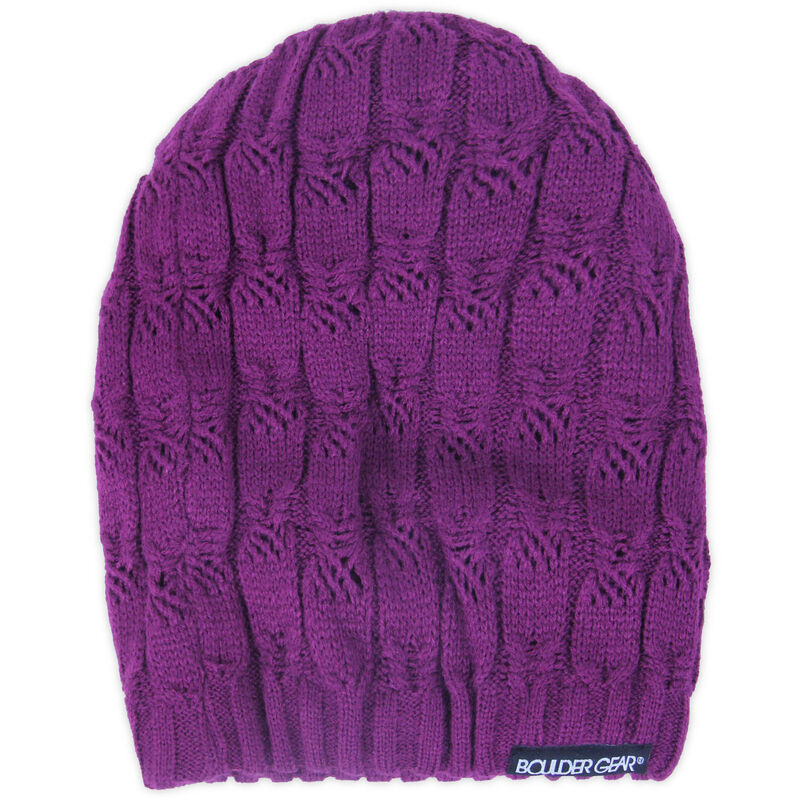 Boulder Gear Women's Toasty Knit Beanie image number 2