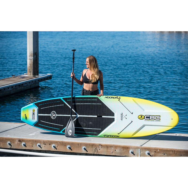 """California Board Company 10'6"""" Typhoon Stand-Up Paddleboard image number 4"""