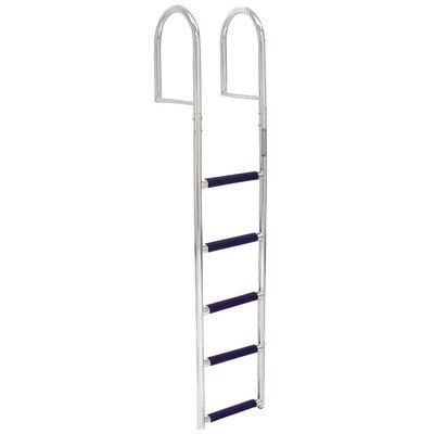 Dockmate Stainless Steel 5-Step Dock Ladder