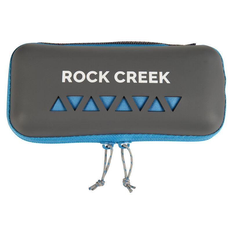 Rock Creek Blue Microfiber Camp Towel, Medium image number 4