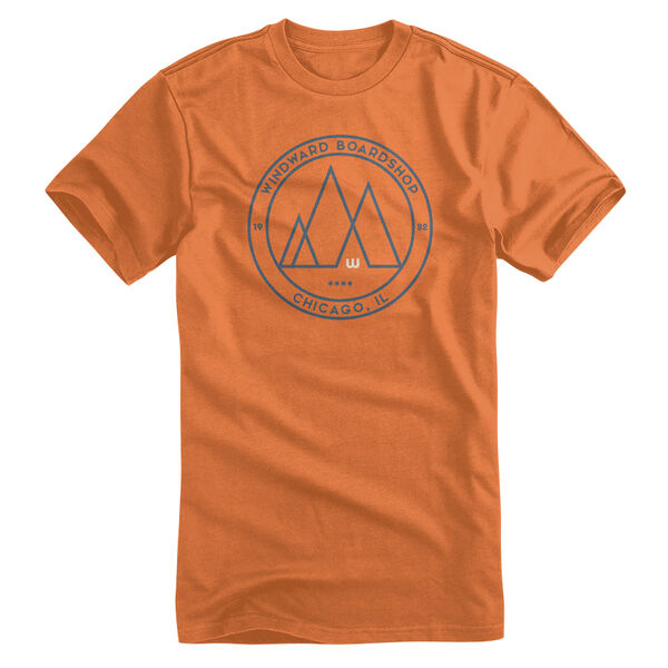 W82 Men's Base Camp Short-Sleeve Tee