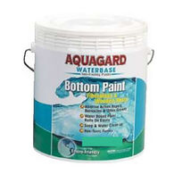 Aquaguard Waterbase Anti-Fouling Bottom Paint, Quart