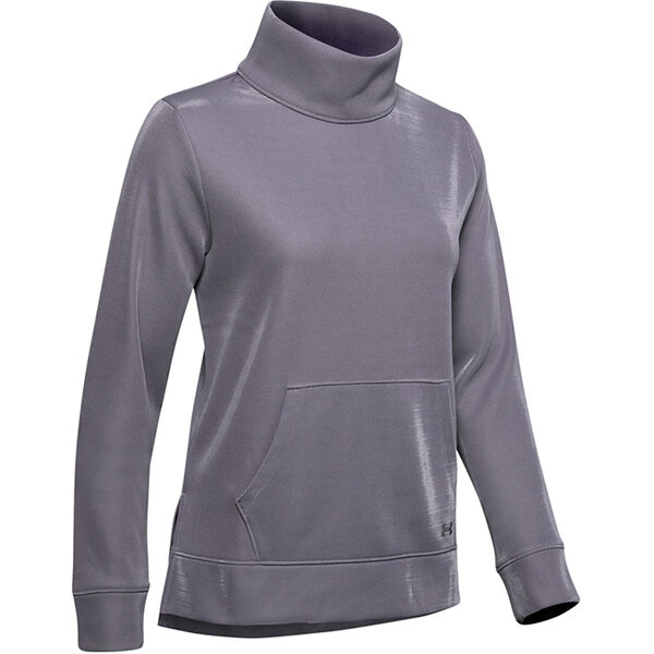 Under Armour Women's Fleece Mirage Mock