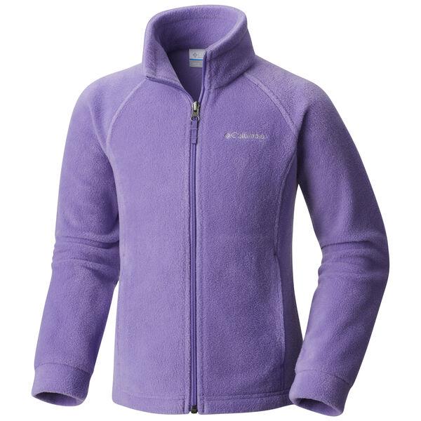 Columbia Girls' Benton Springs II Full-Zip Fleece Jacket
