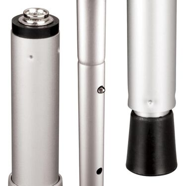 Adjustable Boat Cover Support Pole 27.5'' - 59.25''