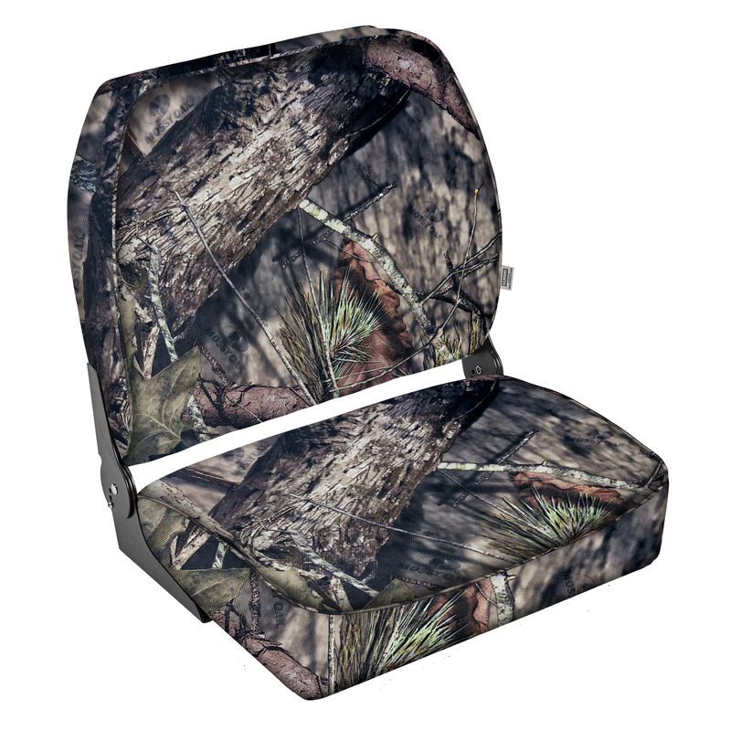Wise Big Man Camo Boat Seat image number 1
