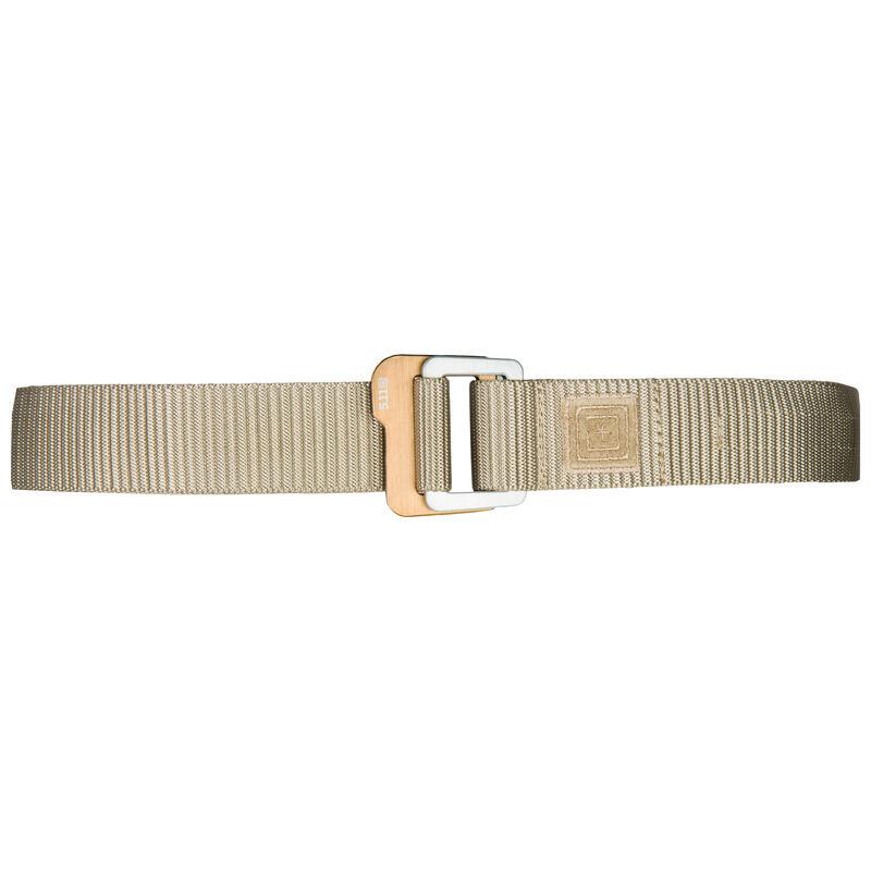 "5.11 Tactical Men's Traverse 1.5"" Double Buckle Belt image number 4"