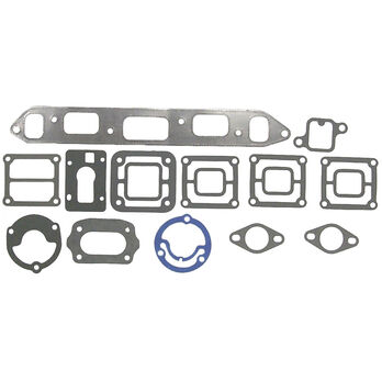 Sierra Exhaust Manifold Gasket Set For OMC Engine, Sierra Part #18-4370