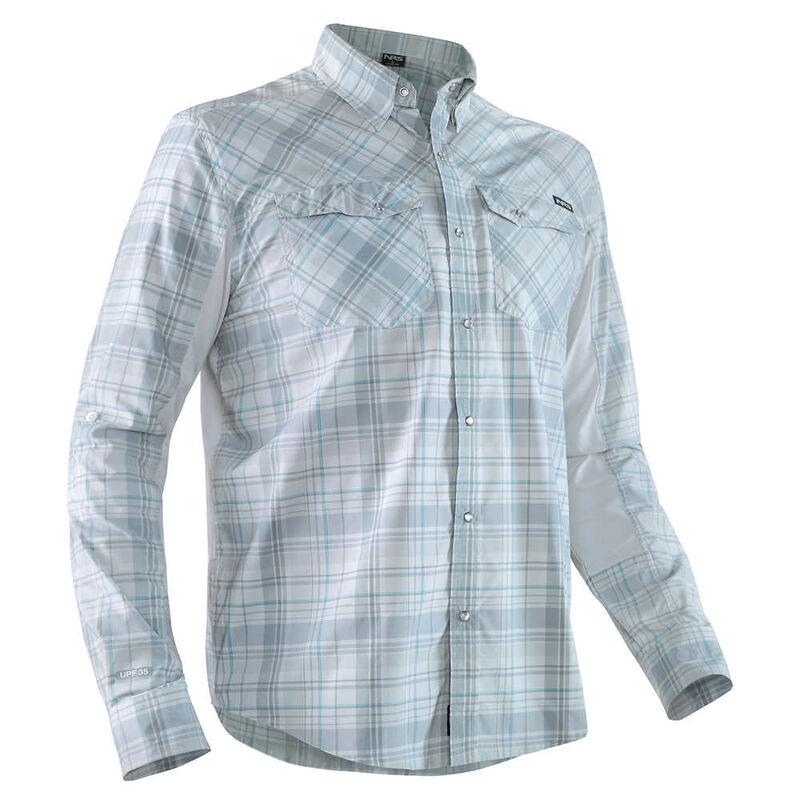 NRS Men's Long-Sleeve Guide Shirt image number 1