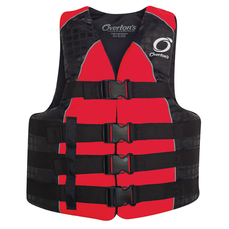 Overton's Men's 4-Buckle Nylon Vest image number 2