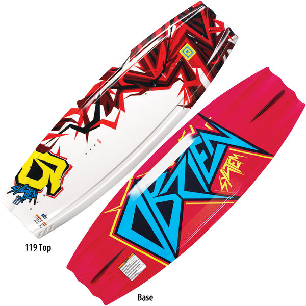 O'Brien System Wakeboard, Blank