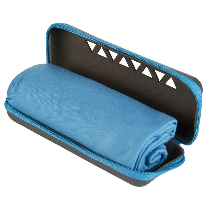 Rock Creek Blue Microfiber Camp Towel, Extra Large image number 3