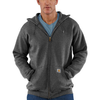 Carhartt Men's Hooded Zip-Front Sweatshirt