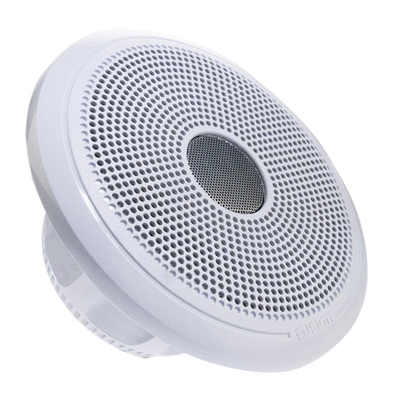 "FUSION XS-F77CWB XS Series 7.7"" 240 Watt Classic Marine Speakers - White & Black Grill Options image number 4"
