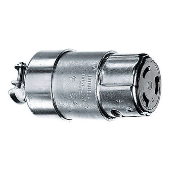 Hubbell Ship-to-Shore Twist-Lock Female Connector